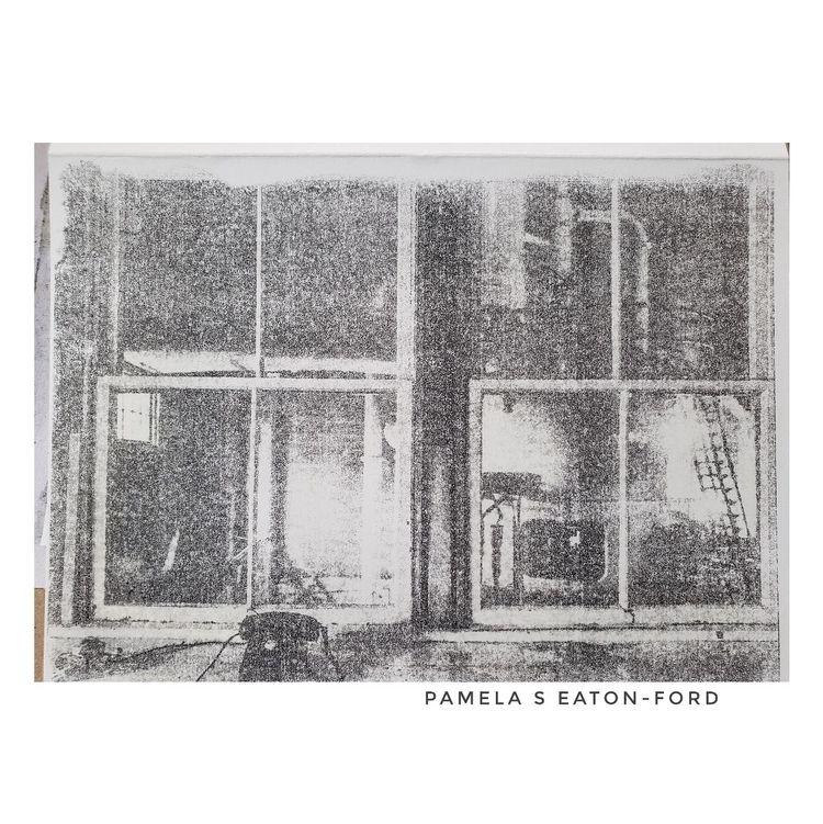 oil transfer black white photo  - peatonford | ello
