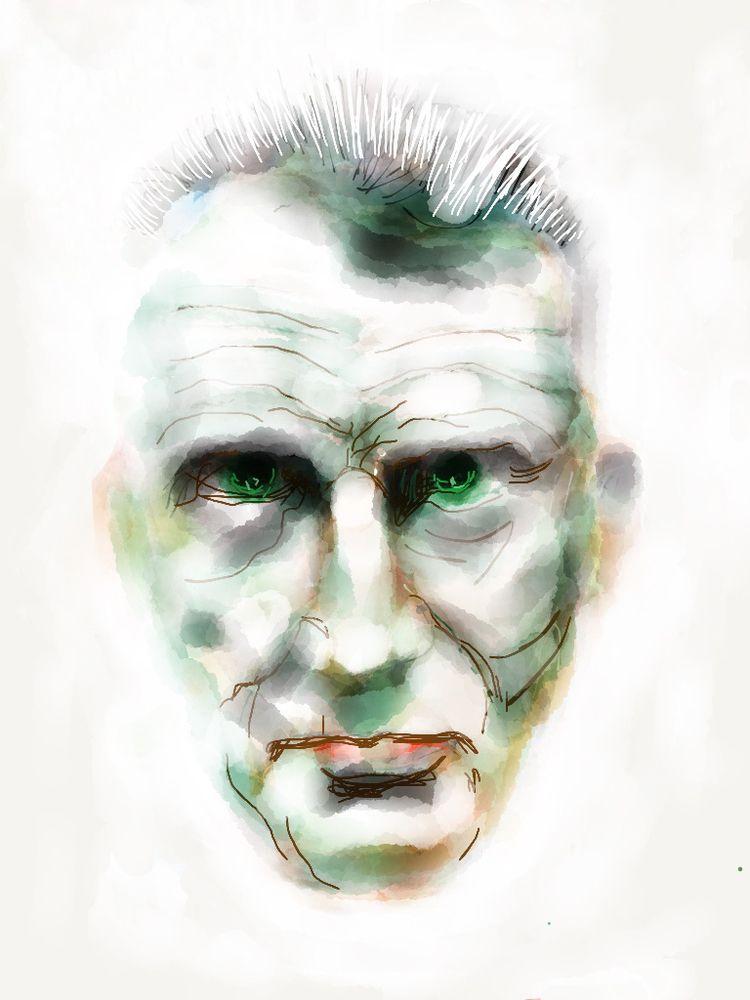 Beckett Digital Drawing 20.01.2 - burningbuddha | ello