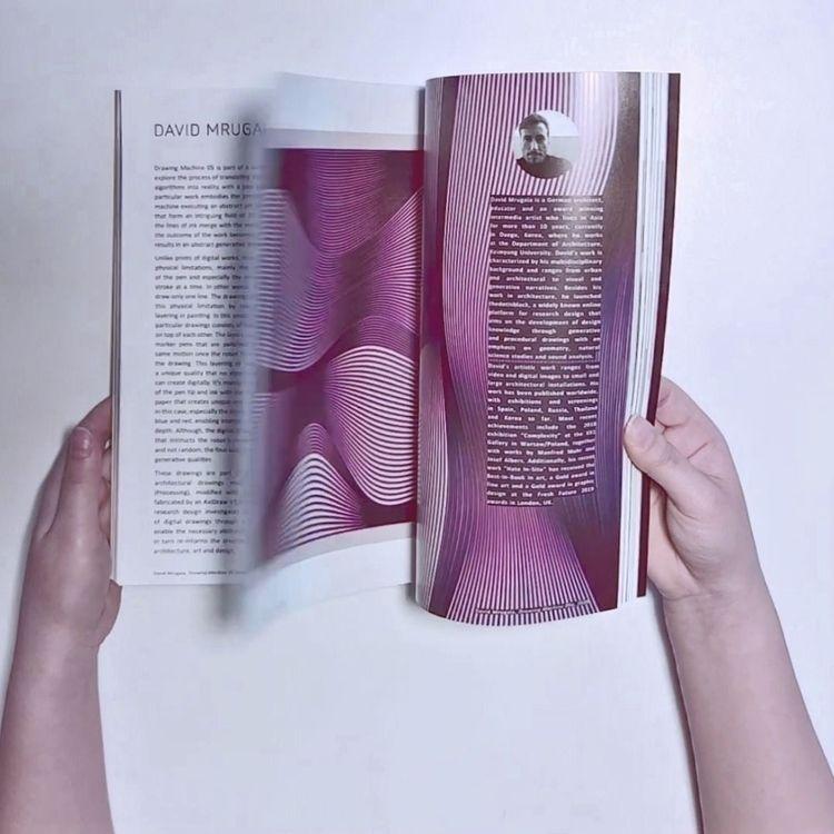 Publication / Book Plotter vide - thedotisblack | ello