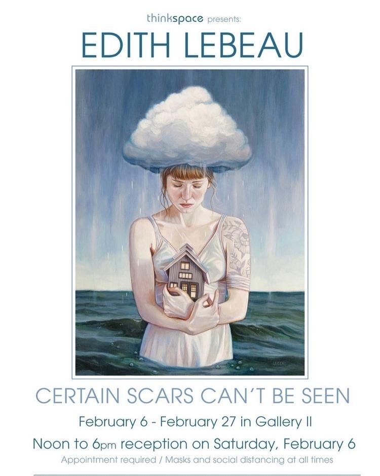 solo show scars opens February  - edithlebeau | ello