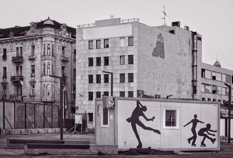 Urban Dance urban novelist mind - peter_kurdulija   ello