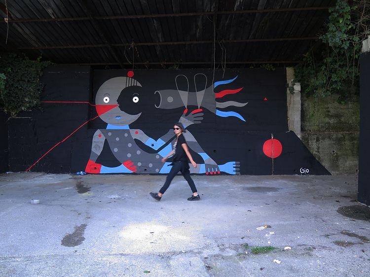 full Mural link KIOSK DEMOCRACY - kioskofdemocracy   ello