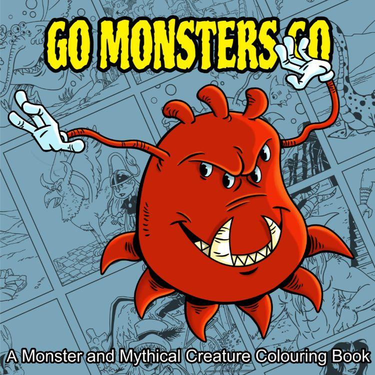 published Amazon KDP - Monsters - dave_windett | ello