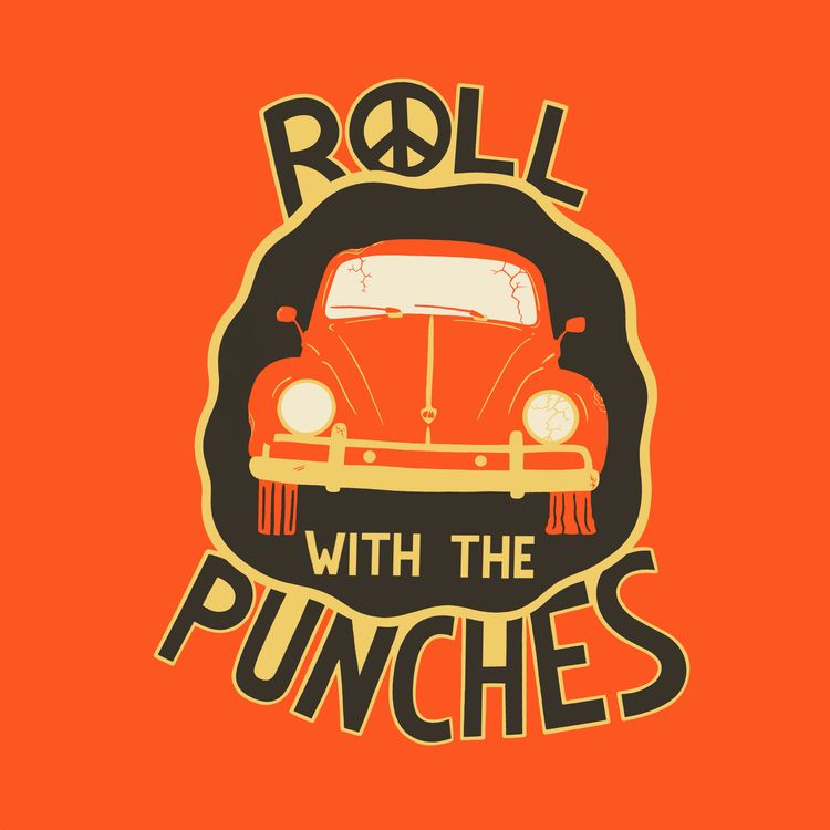 PUNCH BUGGY - typography, illustration - angchor | ello