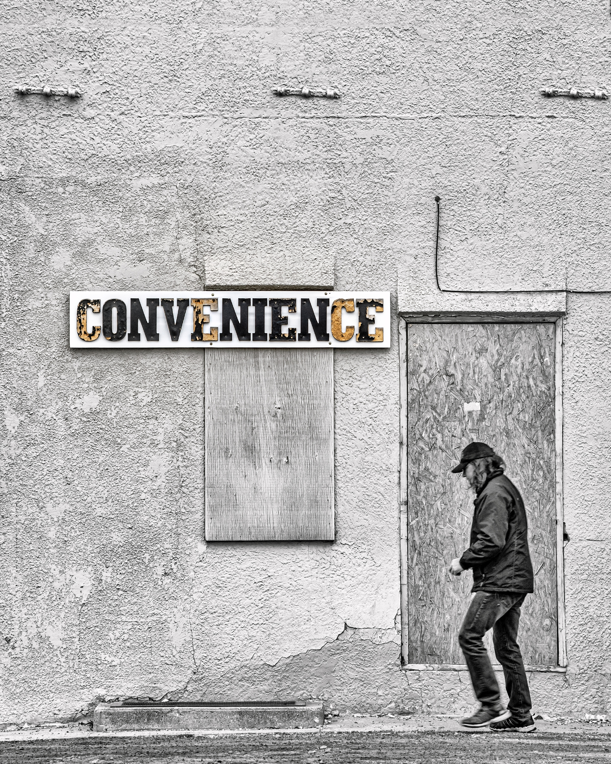Convenience... dont greater sin - jeff_day   ello