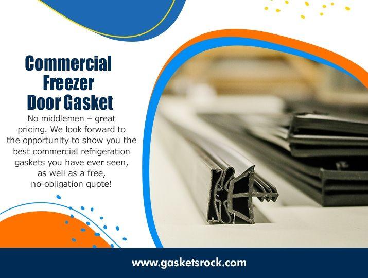 Commercial Freezer Door Gasket  - gasketsrock   ello