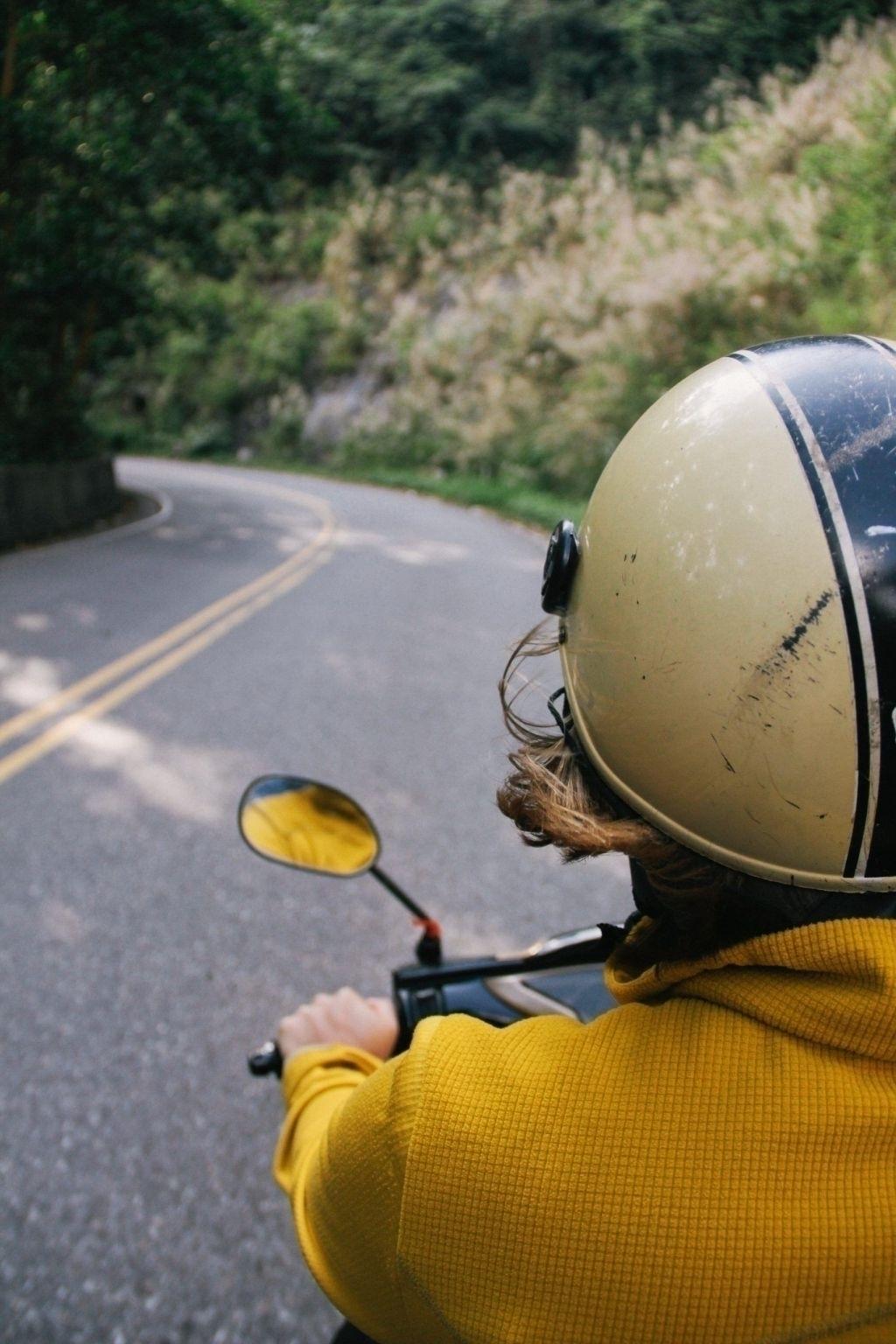 gear put leather jacket ride Hi - hikithe | ello
