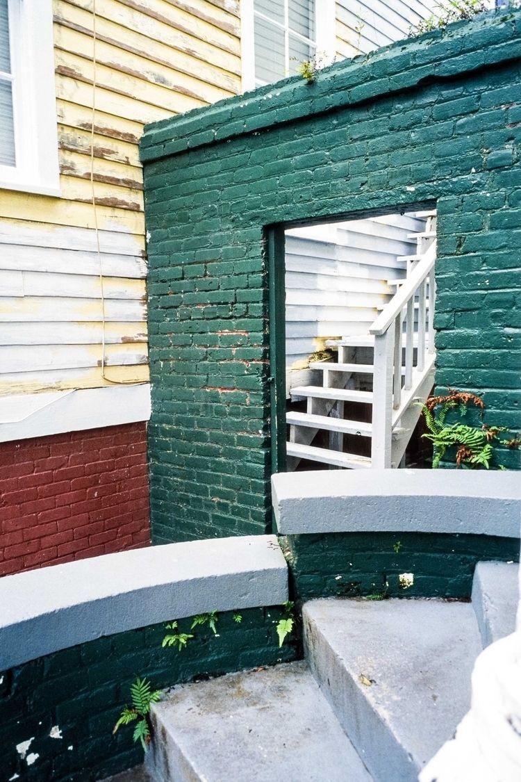 Untitled (Stairway Savannah) Pr - colinczerwinski | ello