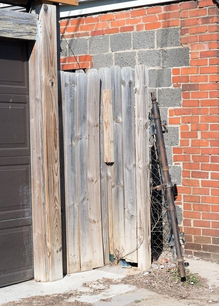 Untitled (Fence Brick Wall) Pri - colinczerwinski | ello