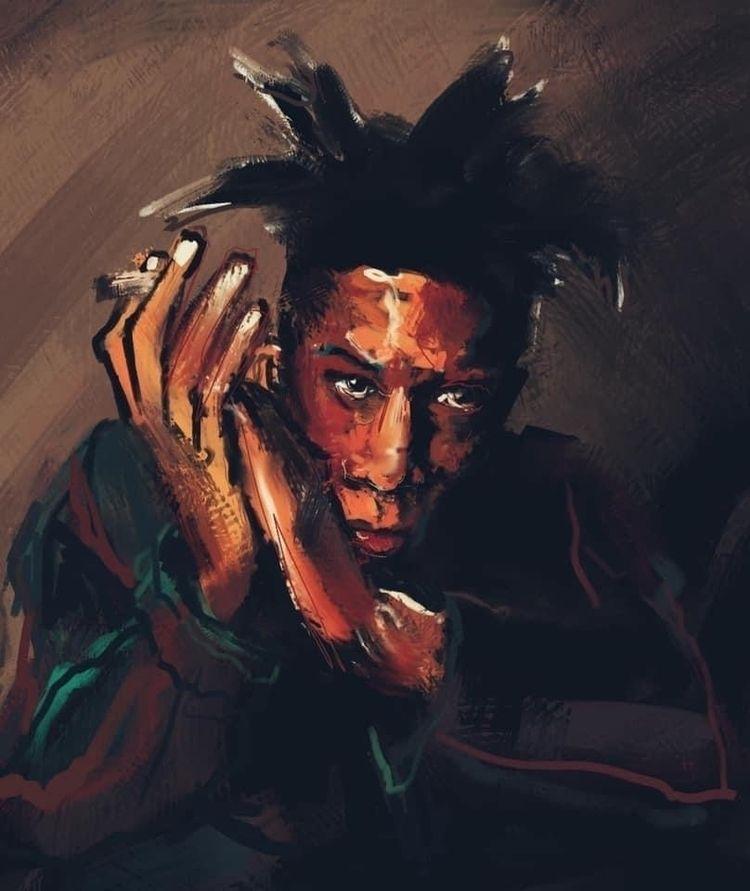 Basquiat, 2021 - whateveryouart | ello