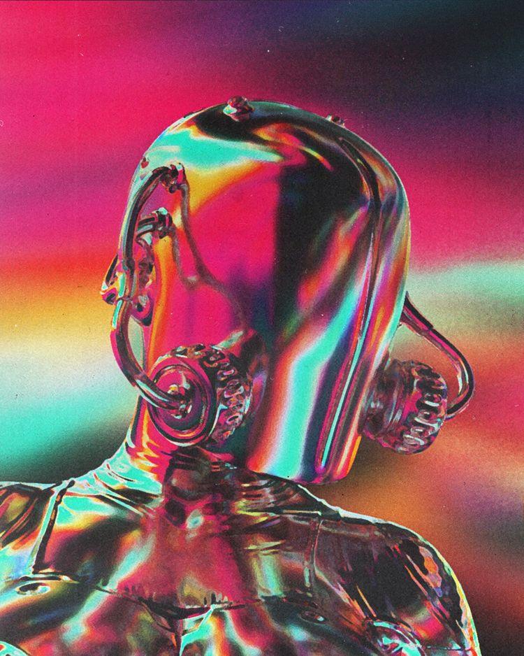 Cybernetic organism Prints - tuomodesign - tuomodesign | ello