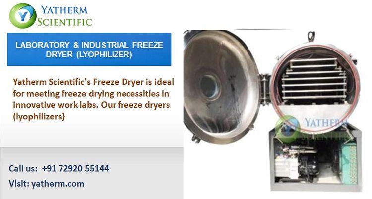 Yatherm Freeze Dryer ideal meet - yatherm1 | ello