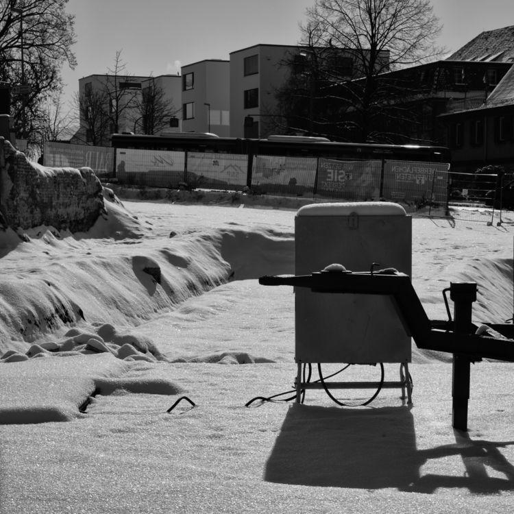 Baustrom - photography, winter202021 - marcushammerschmitt | ello