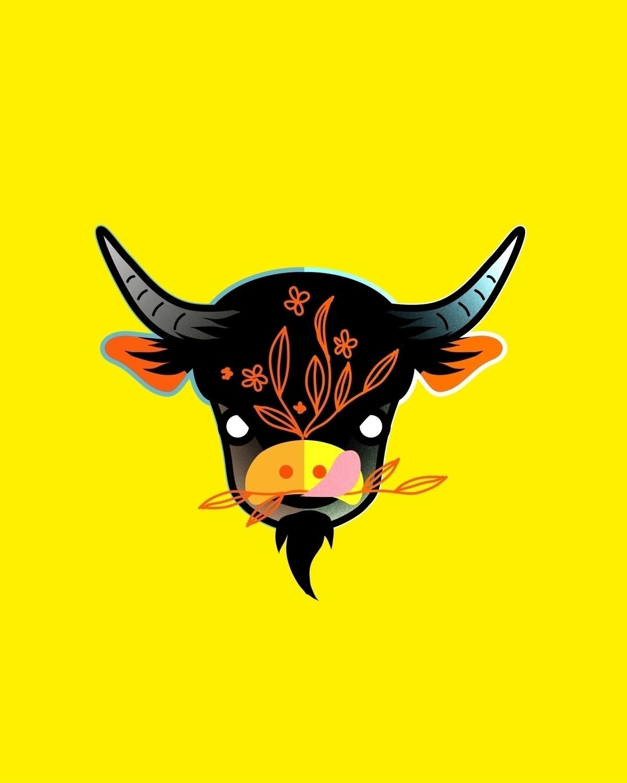 Year ox - libedlulo | ello
