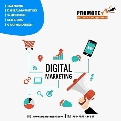 Digital Marketing Agency, Servi - prmoteabhi | ello