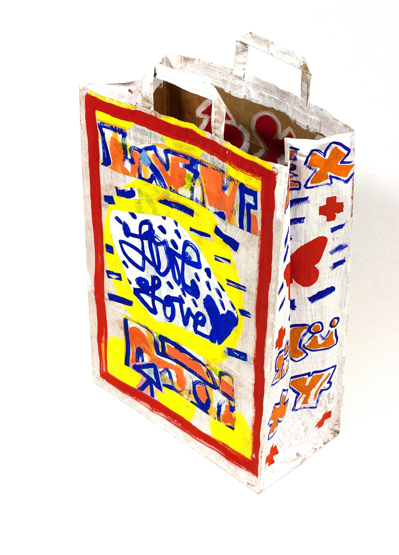 Love bag 2018 - paperbags, ellodesign - boraistudio | ello