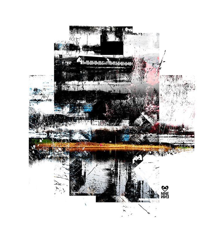 Forgotten days - digital, abstract - ninenine99 | ello