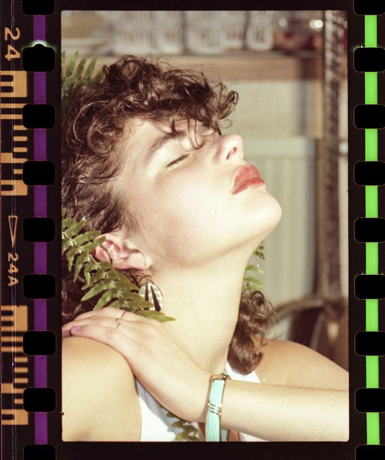 Isabelle années 80 Chais#vintag - studiophotophoremtl | ello