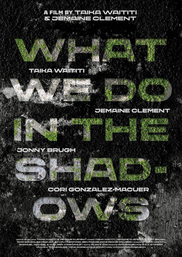Film poster Shadows Zealand, 20 - sarahschrauwen | ello