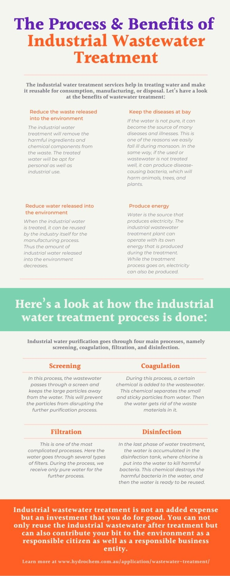 Process Benefits Industrial Was - hydrochem | ello