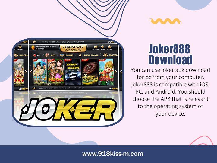 Joker888 Download download exce - 918kissm | ello