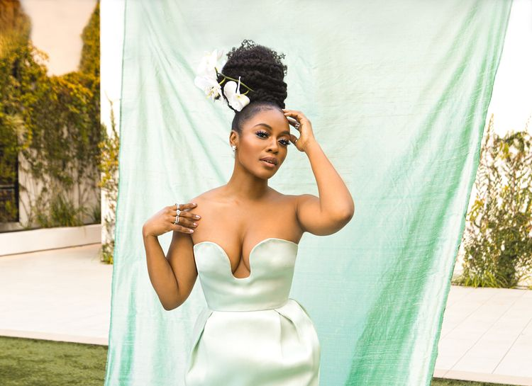 Nomzamo Mbatha Hollywood Report - joellegrace | ello