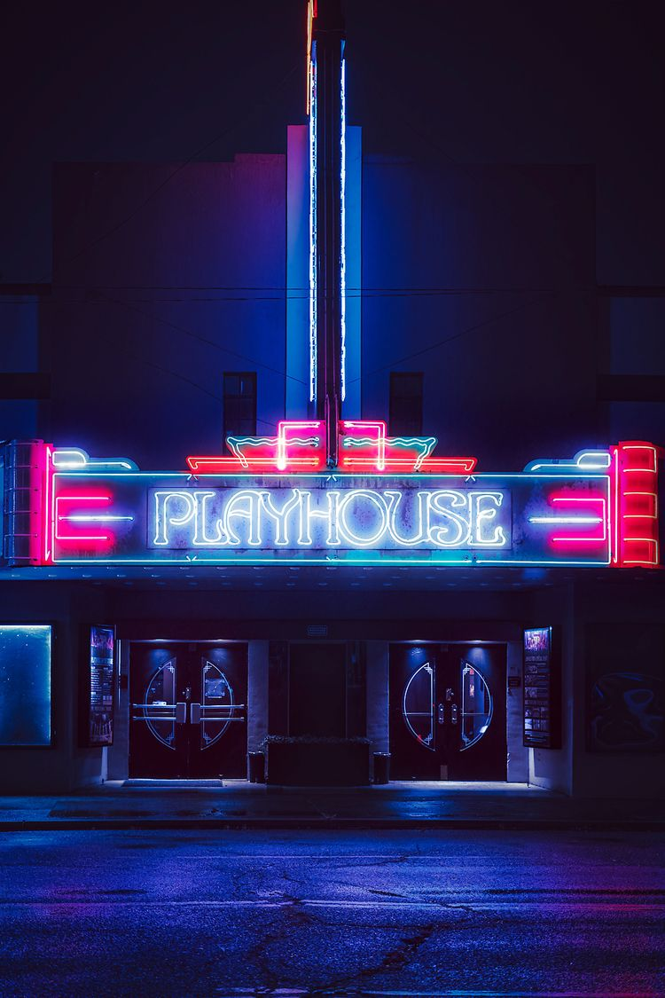 Playhouse Square, 2021, Memphis - anthonypresley | ello