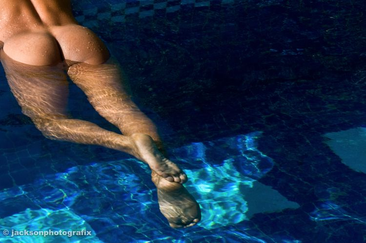 untitled (male nude pool) model - jacksonphotografix   ello
