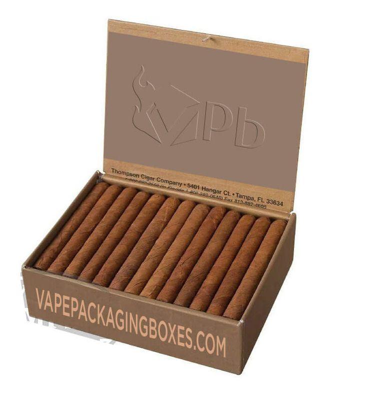 Cigar Packaging Boxes packaging - amelliaame   ello