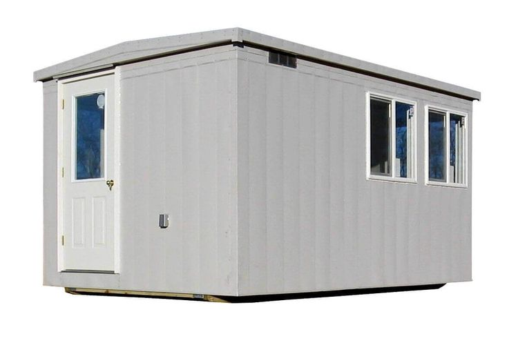 Georgia Portable Buildings fabu - guardhouses | ello