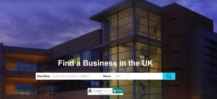 Free Business Listing Search Ea - thetradefinder | ello