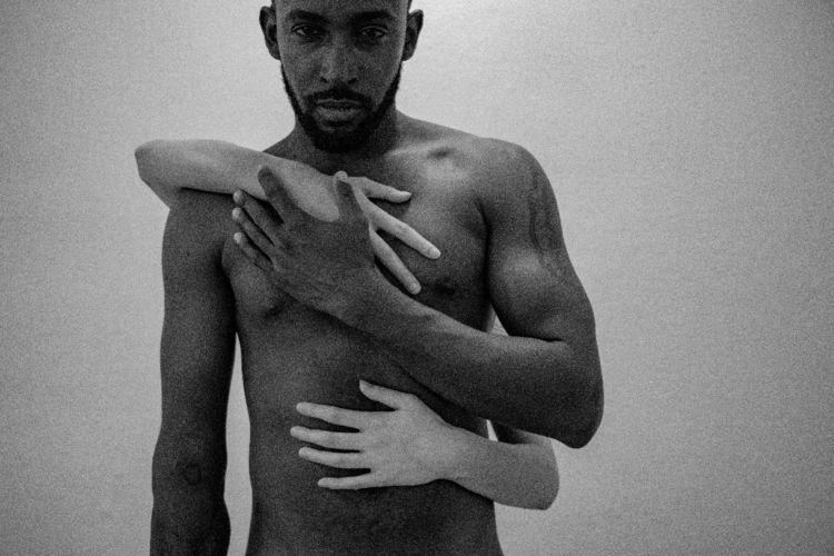 Gaby Lexi - blackandwhite, bnw, nude - fotogypsea | ello