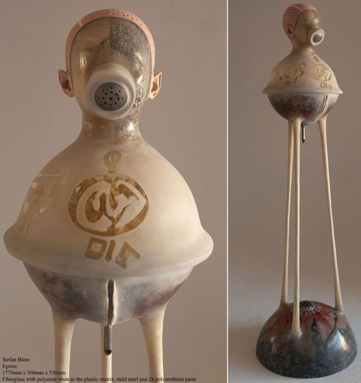 Amazing sculptures Cape Town ba - nettculture | ello