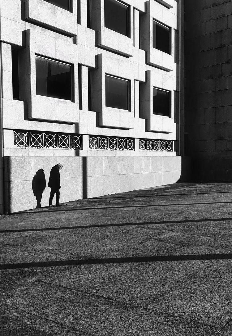 Maia, Portugal - blackandwhite, streetphotography - teresaforever | ello