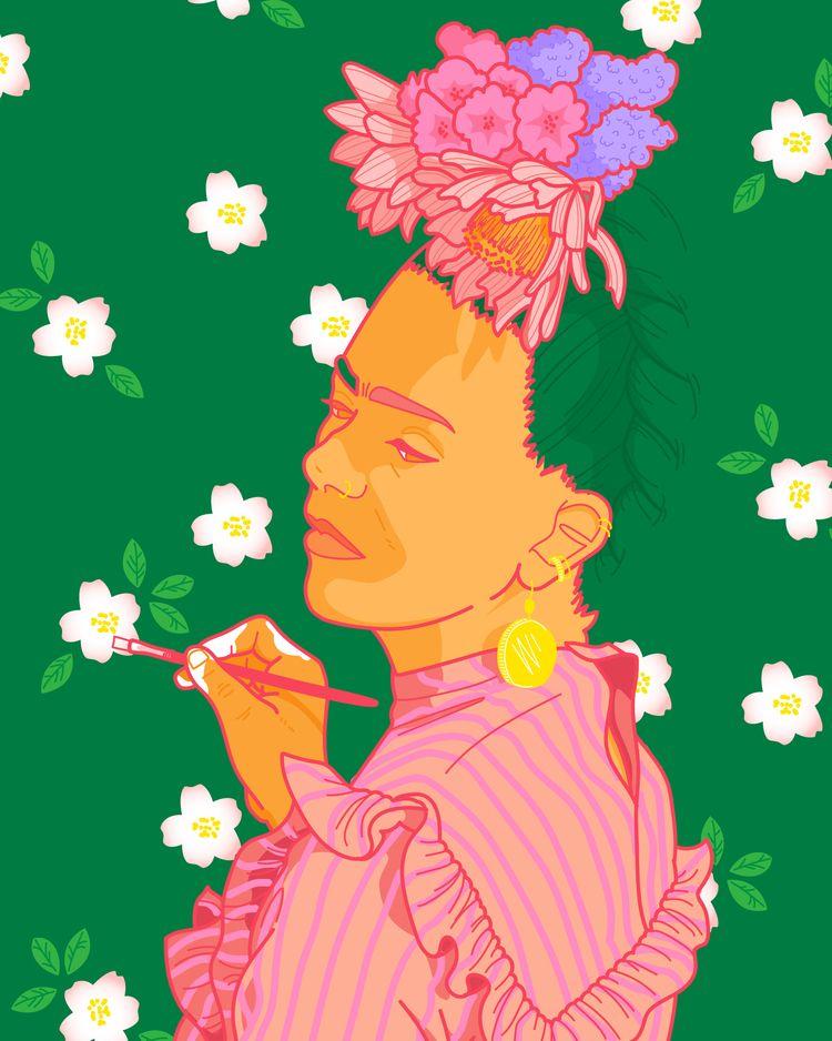 Frida Kahlo avaidable - resalami | ello
