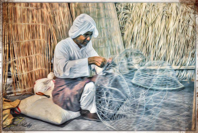 Fishing Cage Maker - sadiqalqatari | ello
