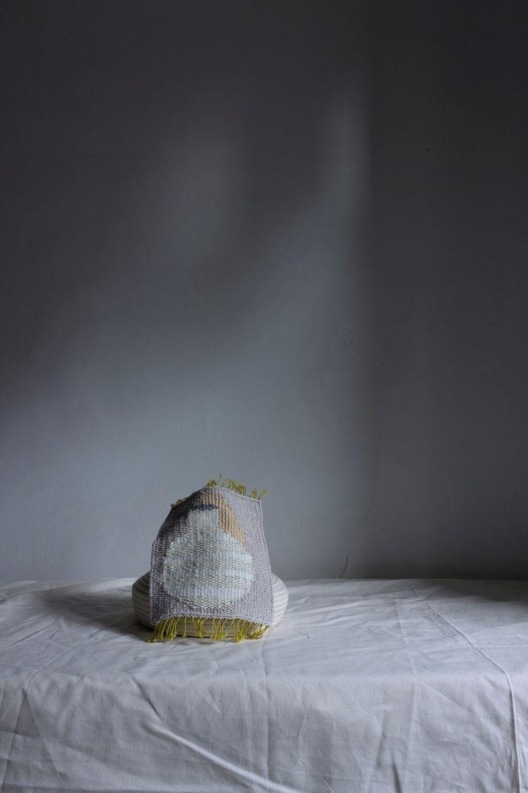 tapiz - tejido, textilart, tejiendo - amaramontes   ello