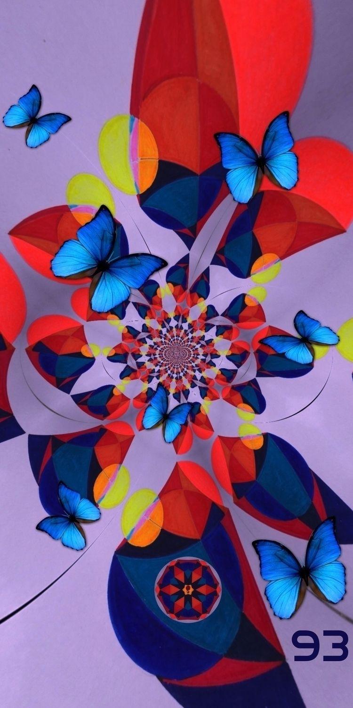 BUTTERFLIGHT MAGICK LIGHT SHOW  - novaexpress93 | ello