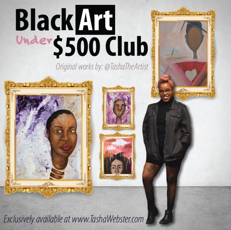 Shop Original Artwork $250 / $5 - tashatheartist | ello
