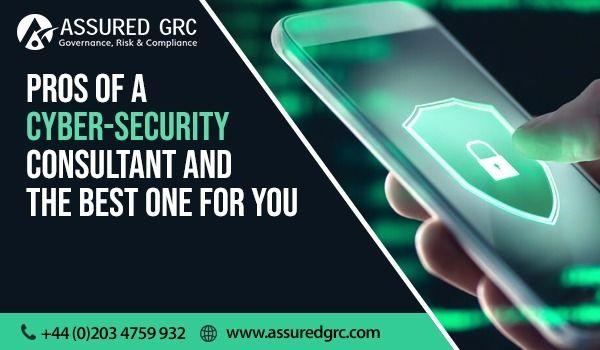 Pros Cyber-Security Consultant  - assuredgrc   ello