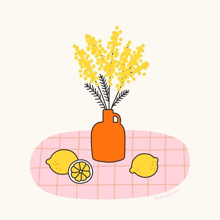 life doodle preparation spring - ashleighgreen | ello