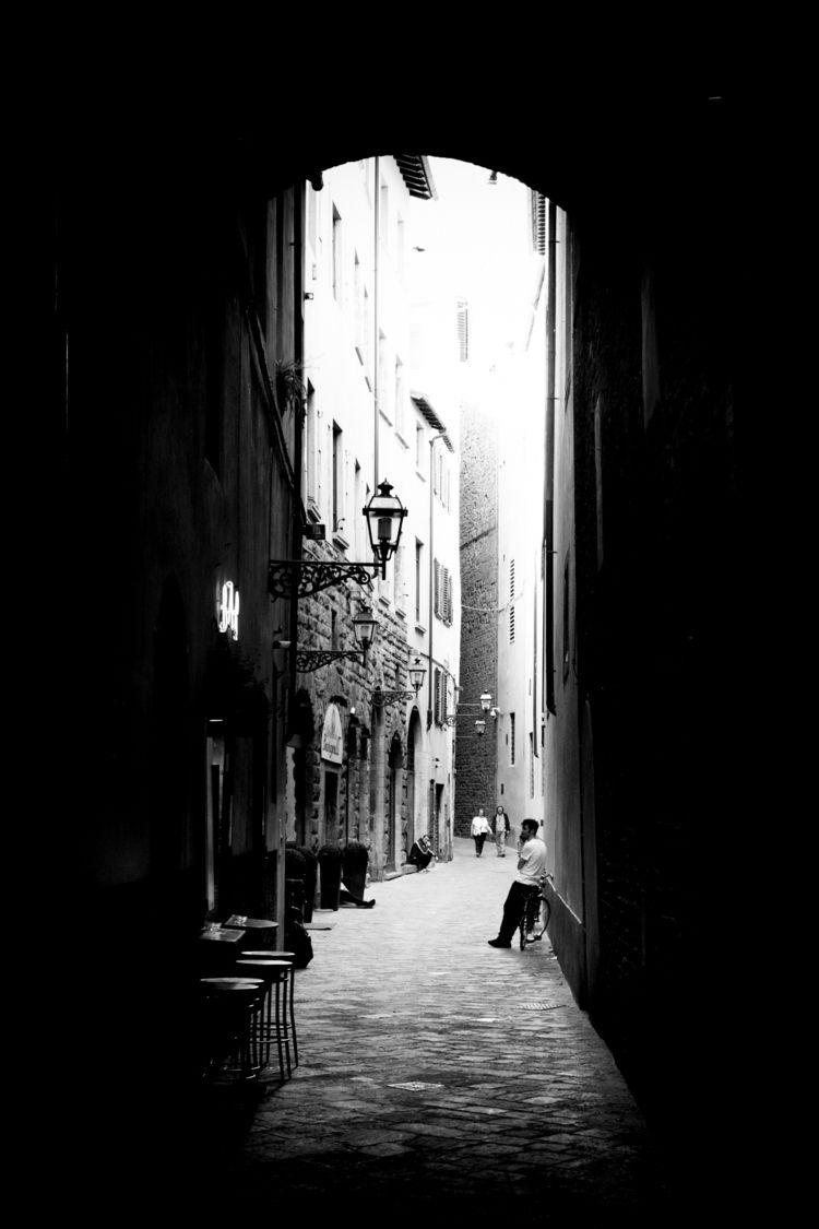 Narrow Street — 2016 Matt Bliss - mattbliss | ello