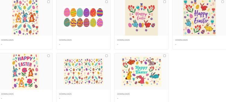 Happy Easter Illustrations chec - oscar_donado   ello