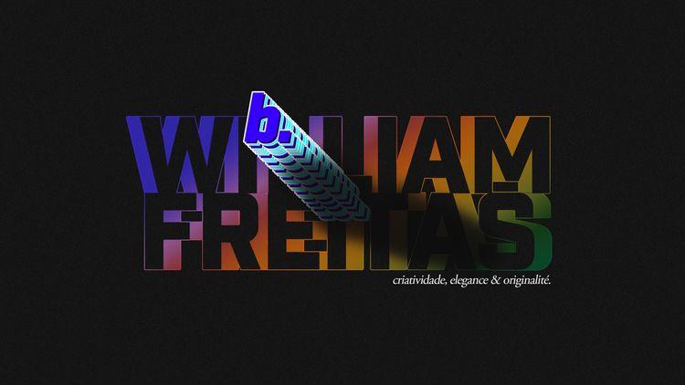businesscard, design, grqphiclouge - freitas_william | ello