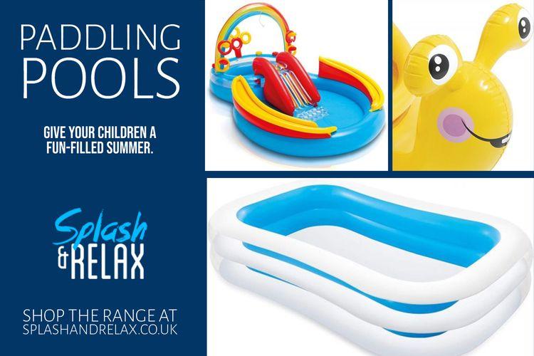 Paddling Pools Splash Relax poo - kajalhedav   ello