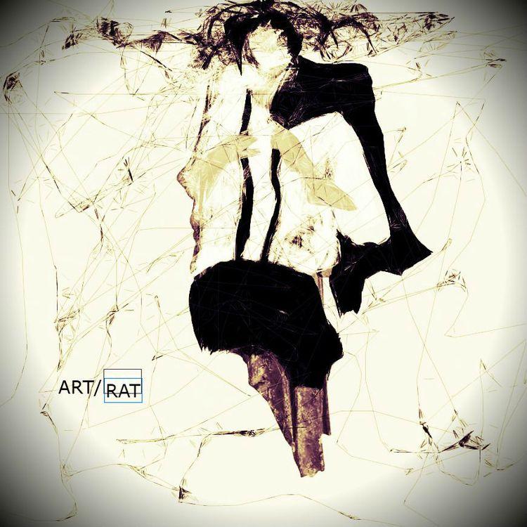 Patti Smith Flung jacket, boney - lorenrobertsstudio | ello