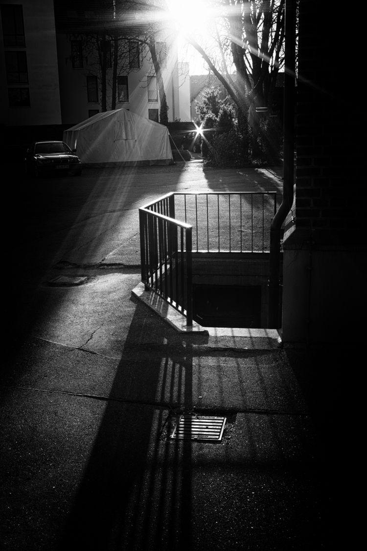 Bauchwunde II - photography, tarmac - marcushammerschmitt | ello