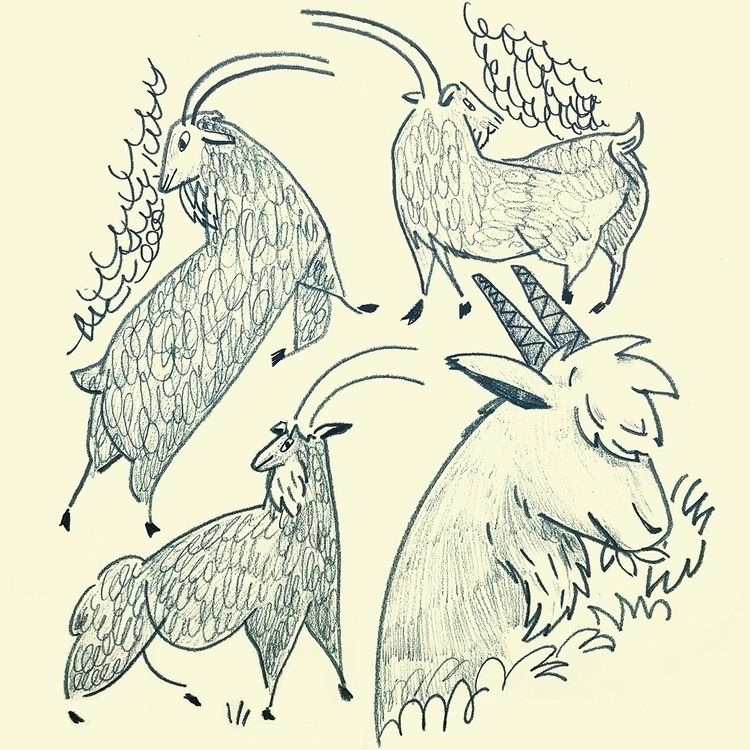 Llandudno marauders: herd goats - cesdavolio | ello