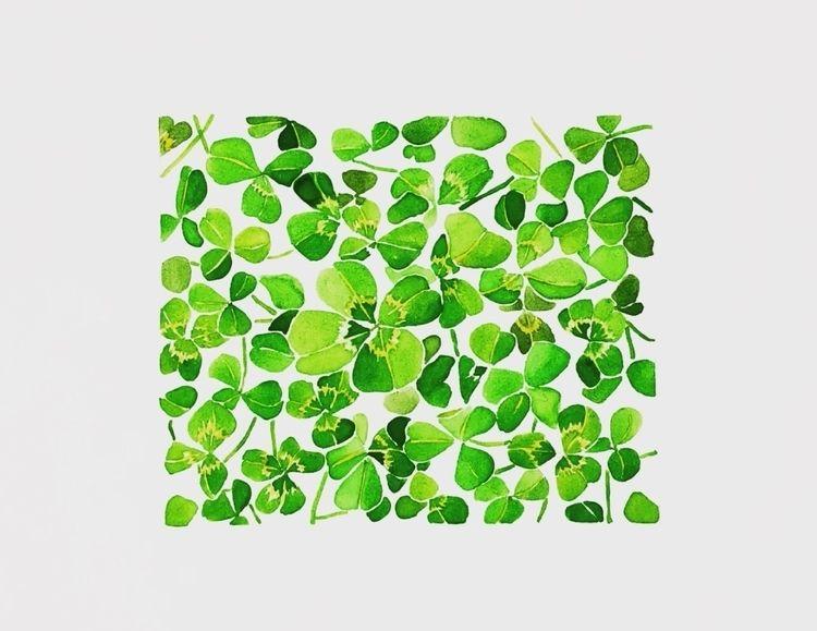 Green world:green_heart: obsess - igimidraws | ello