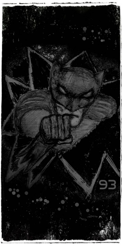 BATMAN GRAPHITE - RESTORE SNYDE - novaexpress93   ello